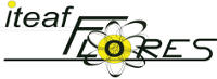 Logotipo Iteaf flores