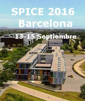 SPICE 2016: Congreso sobre el procedimiento para la Inspección de Pulverizadores