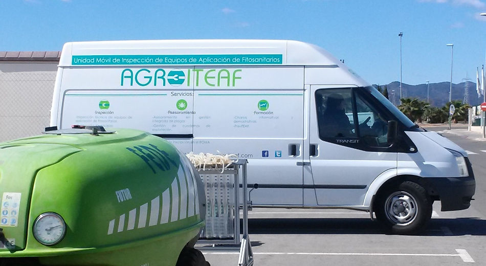 Agroiteaf en Valencia