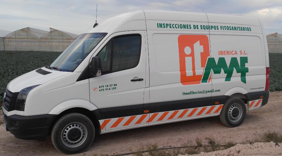 Estación Itmaf Ibérica en Murcia